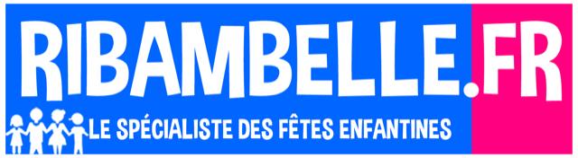 Logo de La Ribambelle, animations pour enfant et toutes les occasions